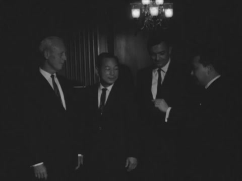 Negative black and white 16mm July 30-August 1, 1963