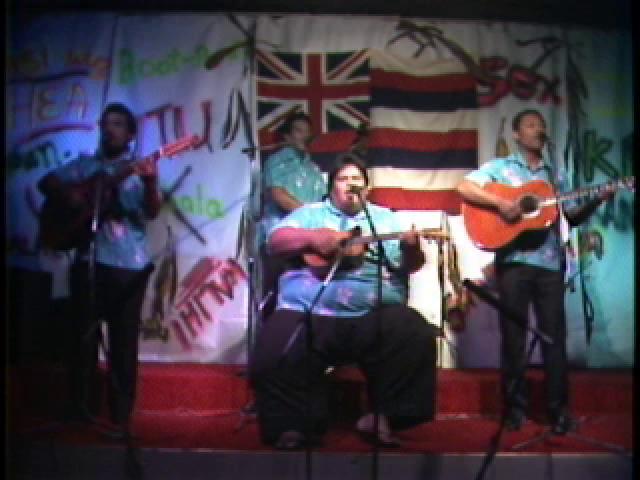 Makaha Sons of Niʻihau Concert