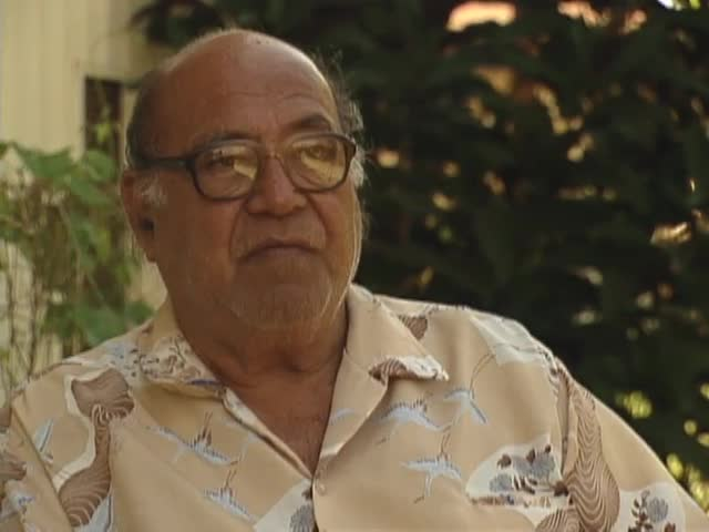 "Interviews with George ""Ata"" and Martha Kruse and Prudencio Renti Cruz; Kauaʻi 5/29/96"