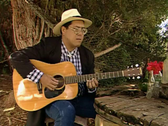 Interview with Dennis Kamakahi at Kalalau Lookout