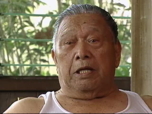Interview with Joe Kaheʻe #1 11/10/98