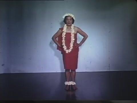 Teaching of the Hawaiian hula Ula No Weo
