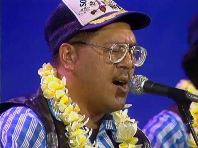 Island Music, Island Hearts : Eddie Kamae and The Sons of Hawaii 1988