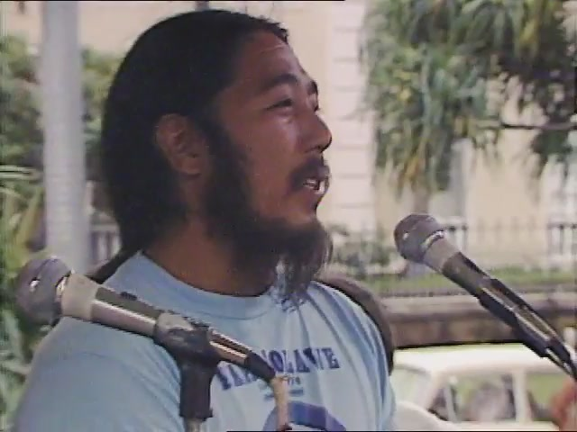Harvey Ota and Keoki Fukumitsu: remarks, Tribute to George Helm and Kimo Mitchell, March 1982