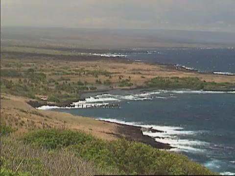 Ocean at Naʻalehu