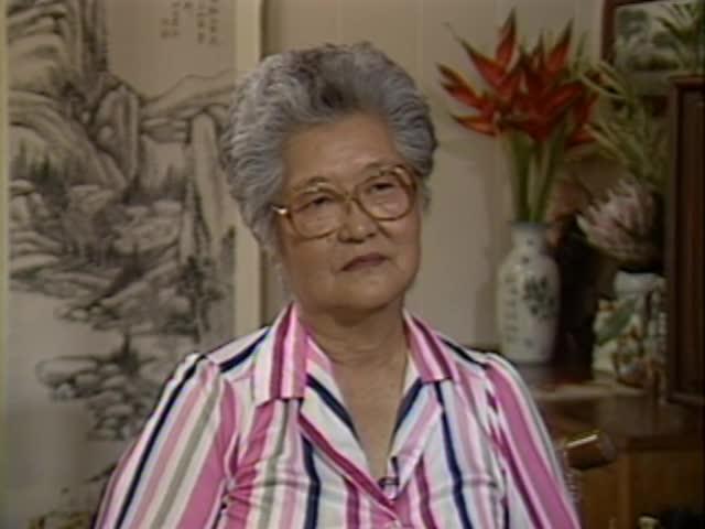 Interview with Tsuruye Watanabe #2 6/15/88