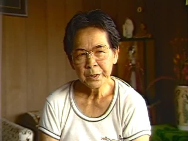 Interview with Nancy Ogasawara #2 5/27/88