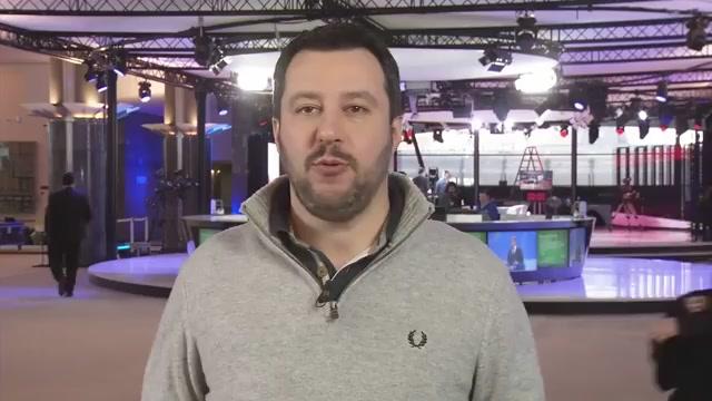 Matteo Salvini a Genova: un video per invitare i genovesi