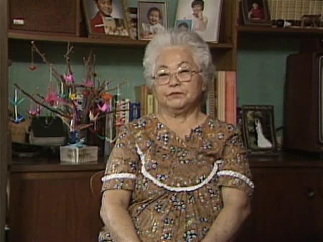 Interview with Matsue Shimabukuro #1 6/7/88