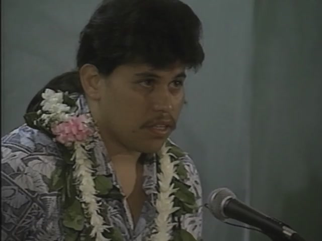 First Friday : The Unauthorized News : Forum on Racism at UH-Mānoa : February 28, 1991 (April 1991)