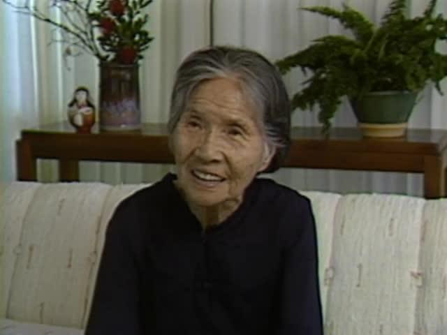 Interview with Shizu Kaigo #5 6/16/87