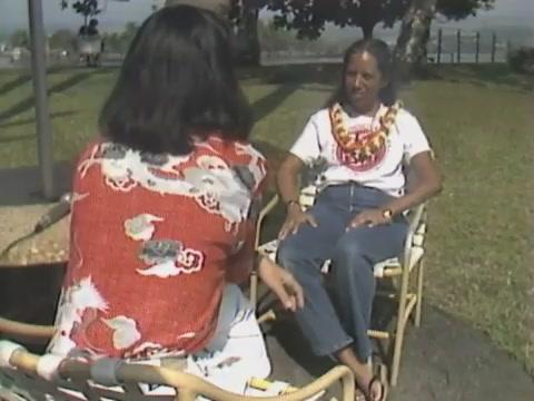 Interview with Kumu Hula Māpuana de Silva on Hawaiʻi island
