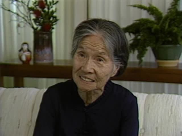 Interview with Shizu Kaigo #3 6/16/87
