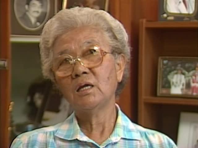 Interview with Ushiko Miyasato #2 5/24/88