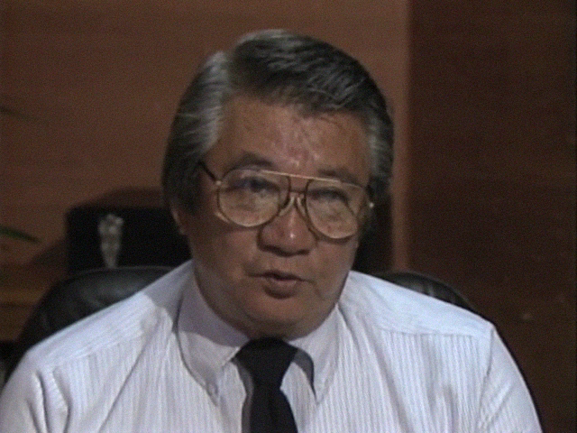 Interview with Francis Hatanaka
