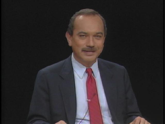 1986 Democratic Gubernatorial Candidate Debate