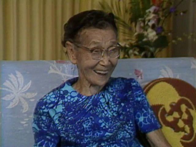 Interview with Ayako Kikugawa and Tei Saito #2 8/11/87