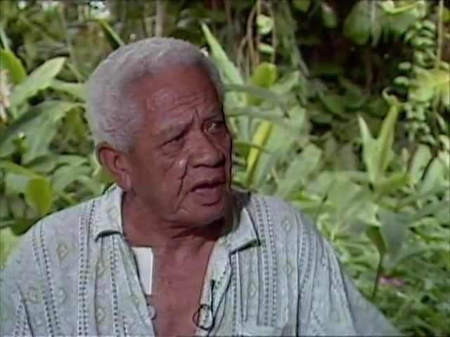 Interview with Joe Kaheʻe and William Calles tape 1
