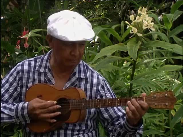 Interview with Eddie Kamae and Braddah Smitty at Hakipuʻu 10/29/94