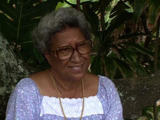 Interview with Kupuna Loea Malia Craver