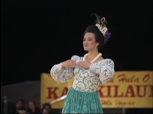 34th Merrie Monarch Festival Miss Aloha Hula Competition [1997]