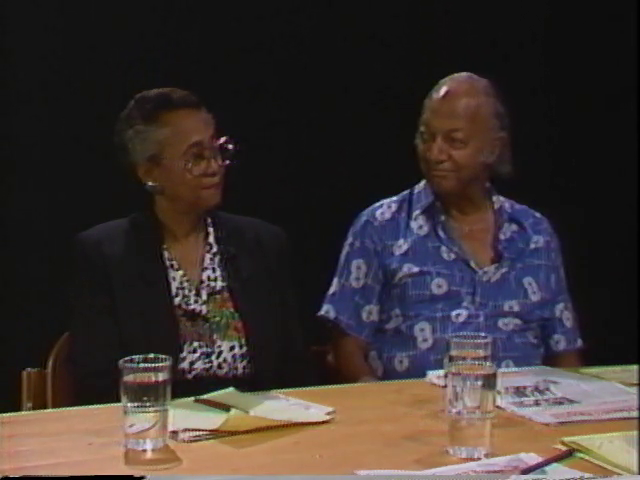 First Friday : The Unauthorized News : Afro-American Leadership Conference (May 1988)