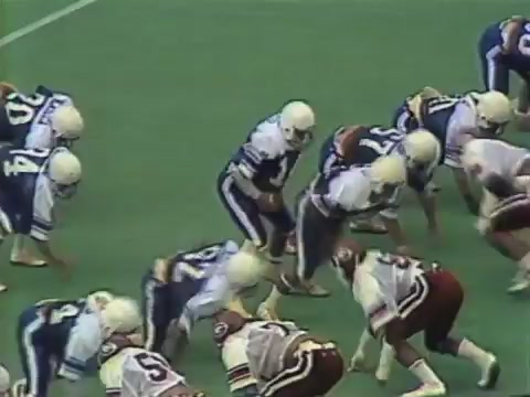 Miscellaneous Sports : Sidelines '82 Football Highlights