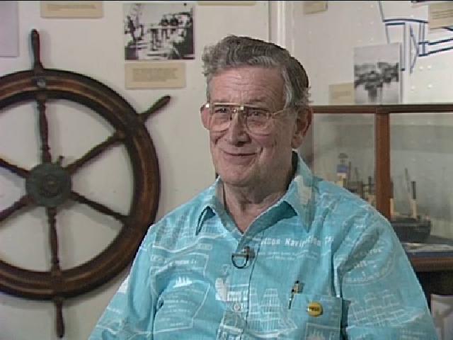 Interview with Robert J. Pfeiffer (1990)