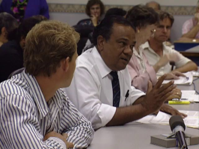 Senate Public Hearing on the H-3 and the Hālawa Valley heiau; 4/10/92 tape 5