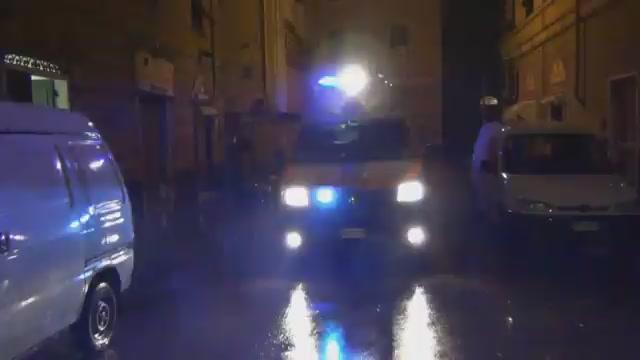 Genova, 9 ottobre: esonda il Bisagno, è di nuovo alluvione