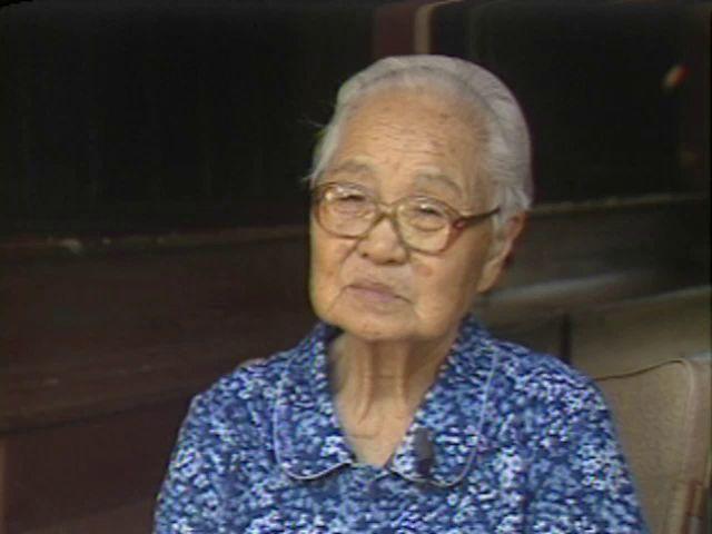 Interview with Kimiko Yahiro #4 6/1/87