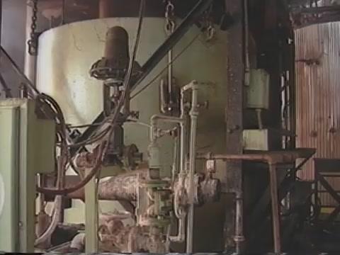 Waipahu Sugar Mill: boiler and lab