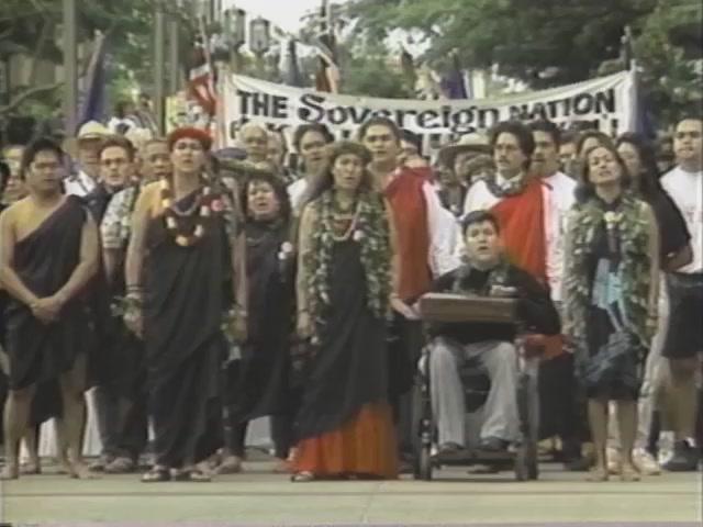 First Friday : The Unauthorized News : Hawaiian Sovereignty (February 1993)