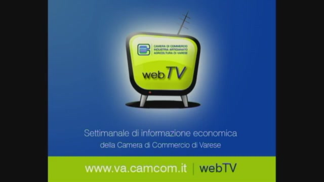 Il Tg Web della Camera di Commercio