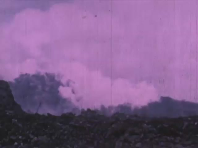 1955 Puna Eruption, Olaa Sugar Company