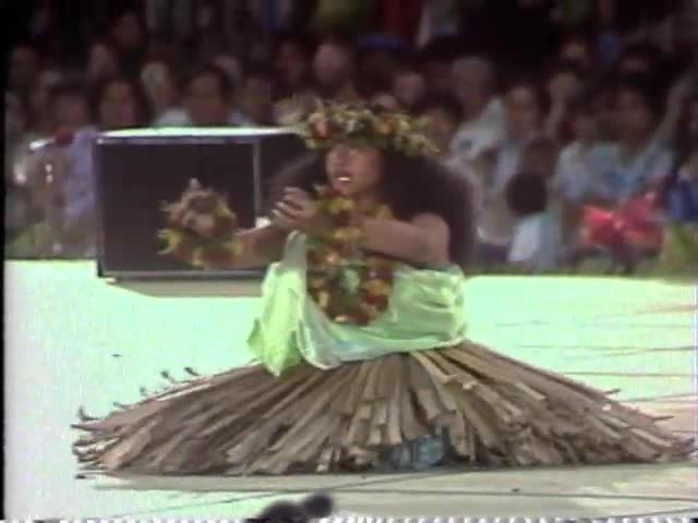 Hawaiian Hula Revival of an Ancient Art : A Tribute to the 18th Annual Merrie Monarch Festival [1981]