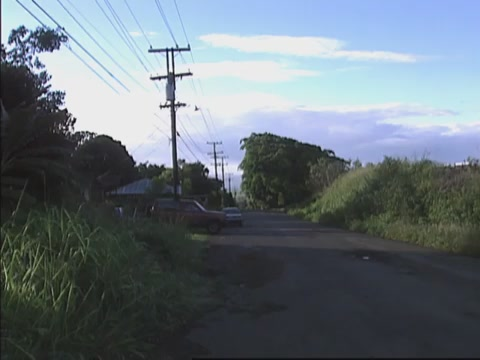 Sugar mill camp and Pāhala town