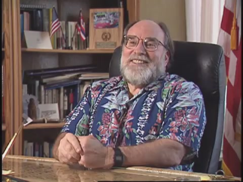 Interview with Neil Abercrombie