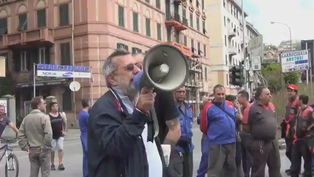 """Alluvione Genova, Doria: """"Finanziamenti inadeguati, ora Governo passi dalle parole ai fatti"""""""
