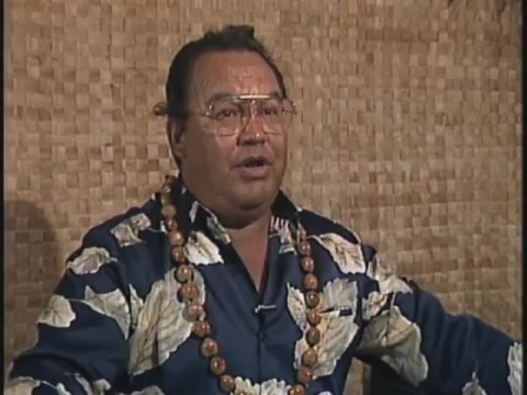 Interview with George Paoa