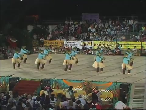 27th Merrie Monarch Festival Hula Kahiko Highlights 1990