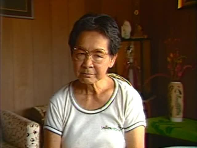 Interview with Nancy Ogasawara #1 5/27/88
