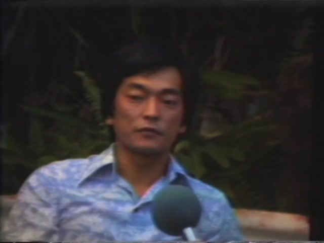 Interview with Representative Toguchi