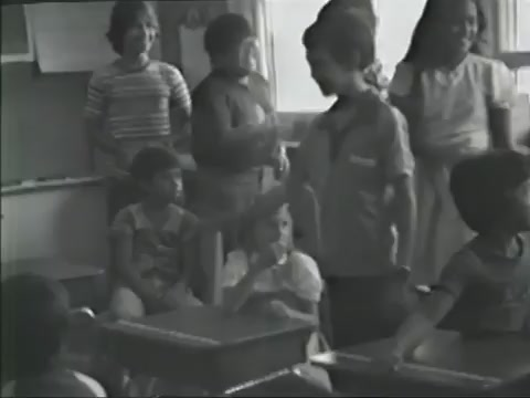 Harriet Ne leads May Day practice at Molokai Mission School and miscellaneous footage