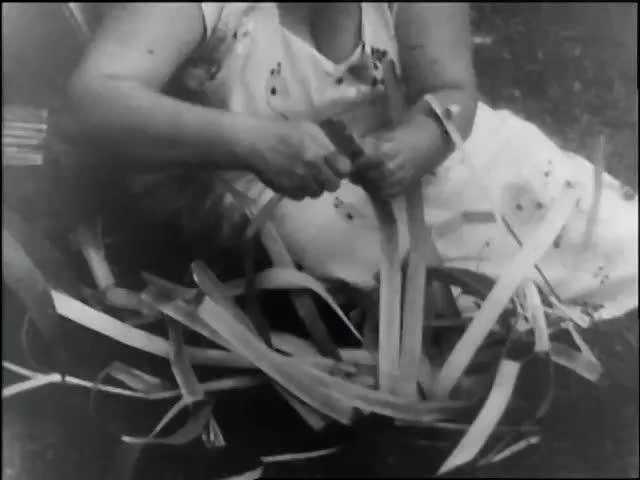Poi, imu, lauhala, Tahitian dancing by Margaret Titcomb 1936, 1937