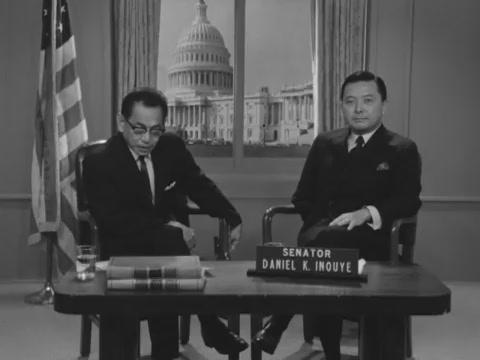 Senate Recording Studios interview with Representative of the Territory of Guam Antonio Borja Won Pat, 1967
