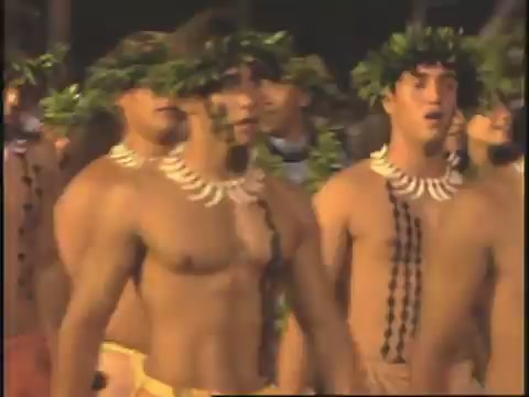 1992 Festival of Pacific Arts opening ceremony