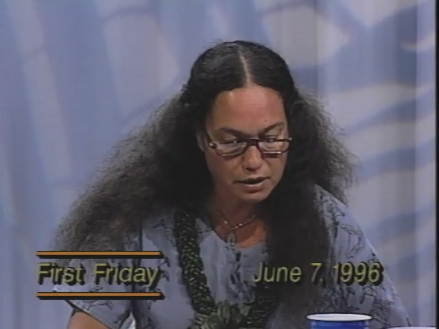 First Friday : The Unauthorized News : Hawaiian Sovereignty Elections Council (June 1996)
