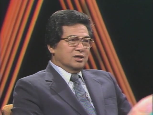 DIALOG : Election Special : The U.S. House Race (2nd Congressional District) (1982)