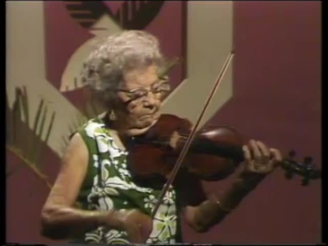Pau Hana Years : Madeline Childs 8/12/75